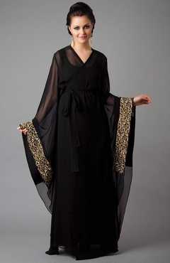 Abayas with Statement Sleeves