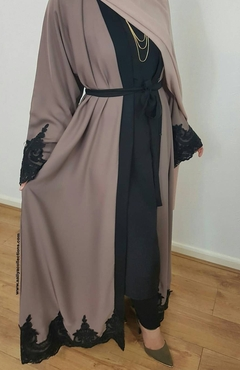 Gown Style Abayas